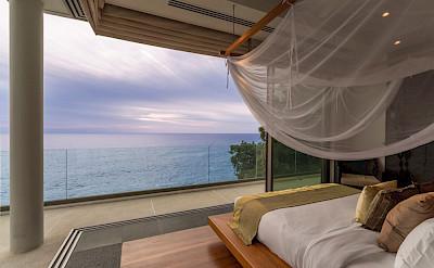 Villa Baan Paa Talee Master Bedroom Outlook