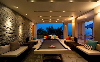 Baan Paa Talee Pool Table