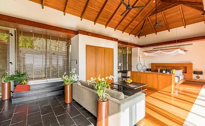Villa Baan Paa Talee Master Guest Bedroom Design