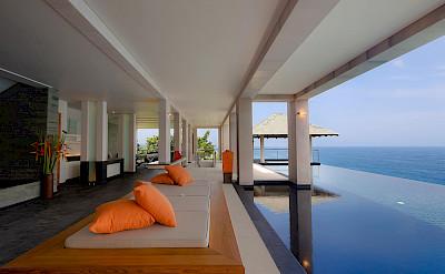 Villa Baan Paa Talee Poolside Lounge