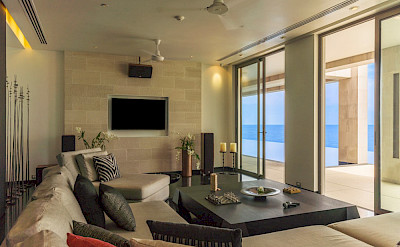 Villa Baan Paa Talee Living Room