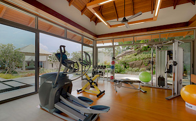 Villa Baan Paa Talee Gym Space