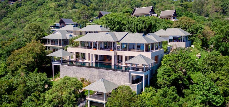 Villa Baan Paa Talee Incredible Location