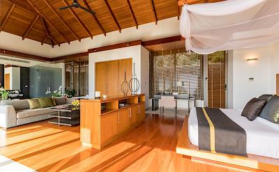 Villa Baan Paa Talee Master Guest Bedoom