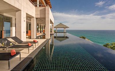 Villa Baan Paa Talee From The Pool Edge