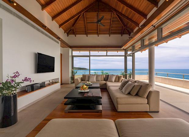 Villa Baan Paa Talee Relaxation Spaces
