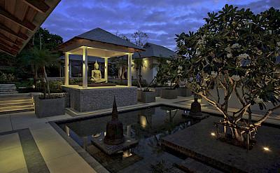 Villa Baan Paa Talee Stunning Night Ambience
