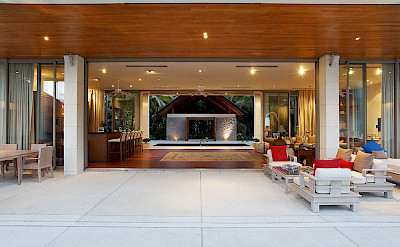 Superb Living Area