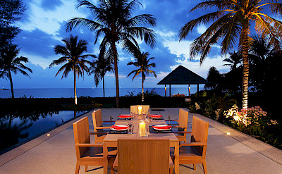 Wonderful Outdoor Dining