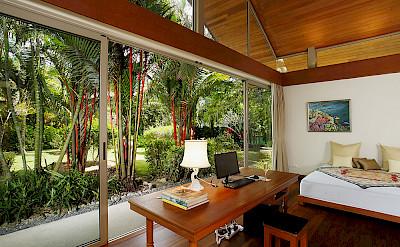 Bedroom Garden Outlook