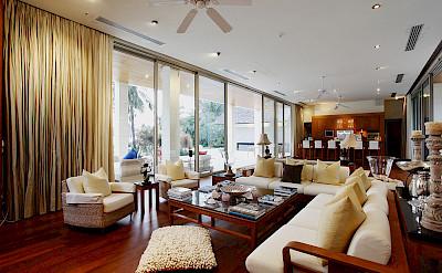 Magnificent Living Area