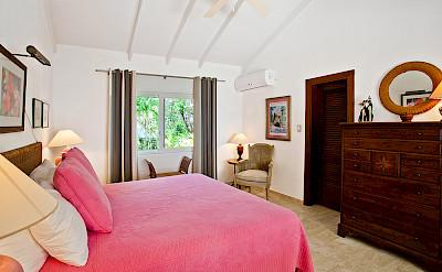 Baie Longue Beach House Bedroom 2