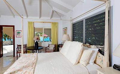 Baie Longue Beach House Bedroom 1 3