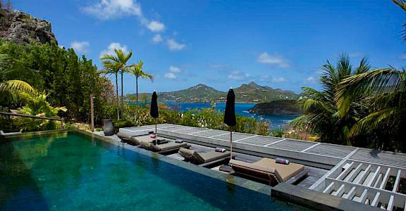 Vacation Rental St Barthelemy WV HAY Villa St Barts Villa Haypol Desktop