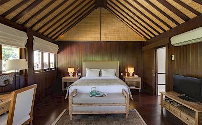 Villa Pool Pavilion Bedroom Two