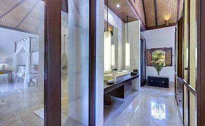 Villa Longhouse Bedroom One Ensuite Bat Oom