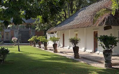 Villa Outside Bali Bedroom Pavilion