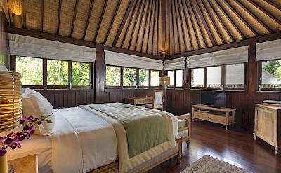 Villa Pool Pavilion Bedroom One