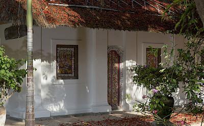 Villa Bali Pavilion Petalled Exterior