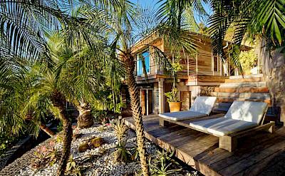 Vacation Rental St Barthelemy WV BAY Villa St Barts Villa BAYdek Desktop