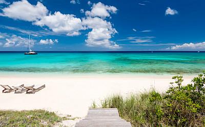 Amanyara Beach