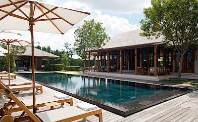 Villa 7 Exterior Living Dining Pavilion
