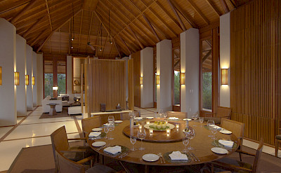 Living Dining Pavilion