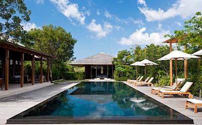 Villa 7 Infinity Pool
