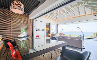 Vacation Rental St Barthelemy WV LOV Villa St Barts Villa Lov 1 Din Desktop
