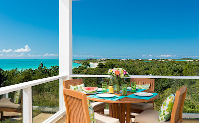 Dining With Beach Views