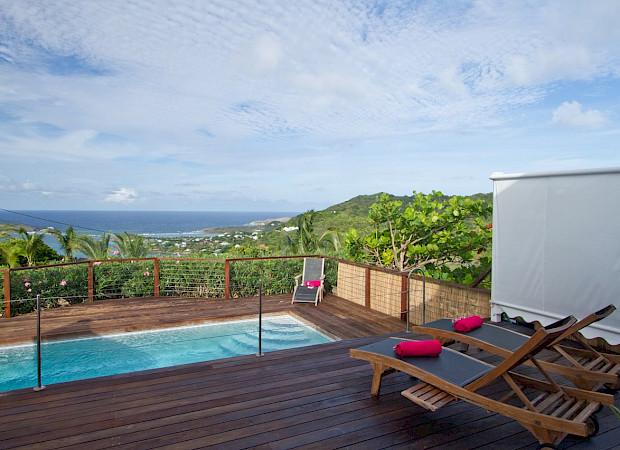 Vacation Rental St Barthelemy WV BLH Villa St Barts Villa Blhpol Desktop