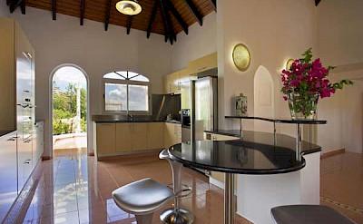 Vacation Rental St Barthelemy WV BLH Villa BlueHorizon St Barts Villa Blhkit Desktop