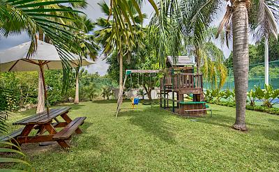The Club Garden Playground