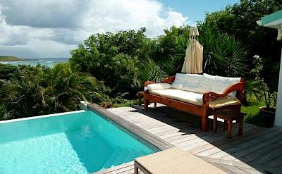 Vacation Rental St Barthelemy WV BLU Villa BlueLagoon St Barts Villa Bluviw Desktop