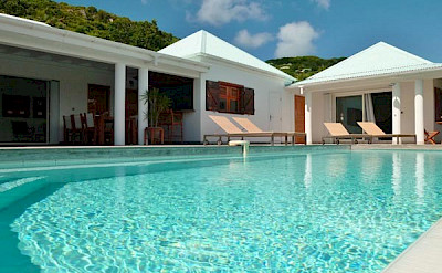 Vacation Rental St Barthelemy WV BLU Villa BlueLagoon St Barts Villa Blupol Desktop