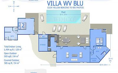 Vacation Rental St Barthelemy WV BLU Villa BlueLagoon St Barts Villa Bluico Desktop