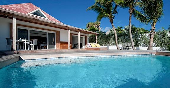 Vacation Rental St Barthelemy WV BON Villa St Barts Villa Bonpol Desktop