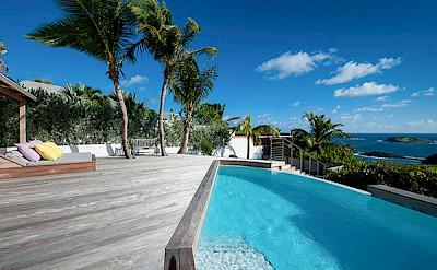 Vacation Rental St Barthelemy WV BON Villa St Barts Villa Bondek Desktop