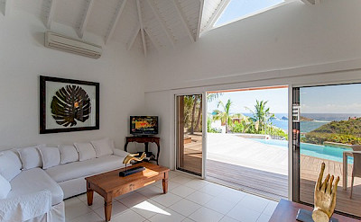 Vacation Rental St Barthelemy WV BON Villa St Barts Villa Bonliv Desktop