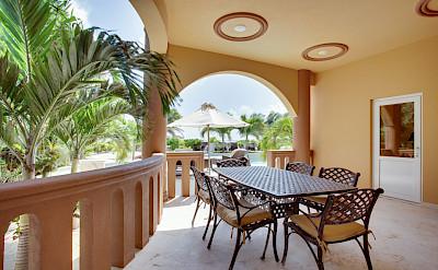 Brushstrokes Villa Belizean Cove Estates 3