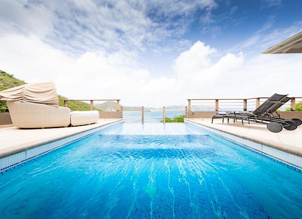 Vacation Rental St Barthelemy WV CLV Villa St Barts Villa Clvpol Desktop