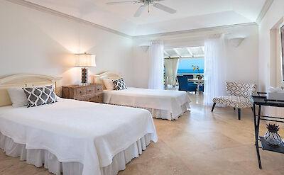 Calliaqua Twin Bedroom