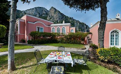 Villa Breakfast At Villa