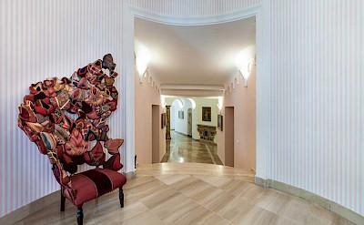 Villa Corridor On The Ground Floor