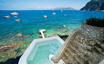 Villa Private Jacuzzi Sea Acess And Boat Dock