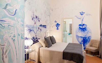 Villa Flora Room