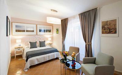 Villa Rose Room