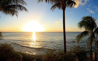 Sunset View Pano