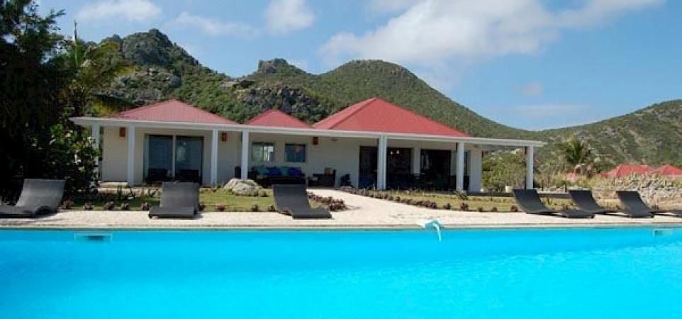 Vacation Rental St Barthelemy WV CBR Villa CaribbeanBreeze St Barts Villa Cbrpol Desktop