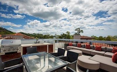 Roof Top Terrace E